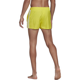adidas 3S CLX VSL Shorts Heren, shock yellow